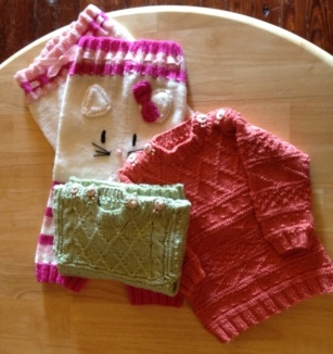 Gifts for Maisie and Annabelle